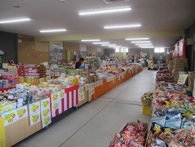 日本一のだがし売り場|ロケ地|ロケ・撮影 | 岡山観光WEB【公式 ...