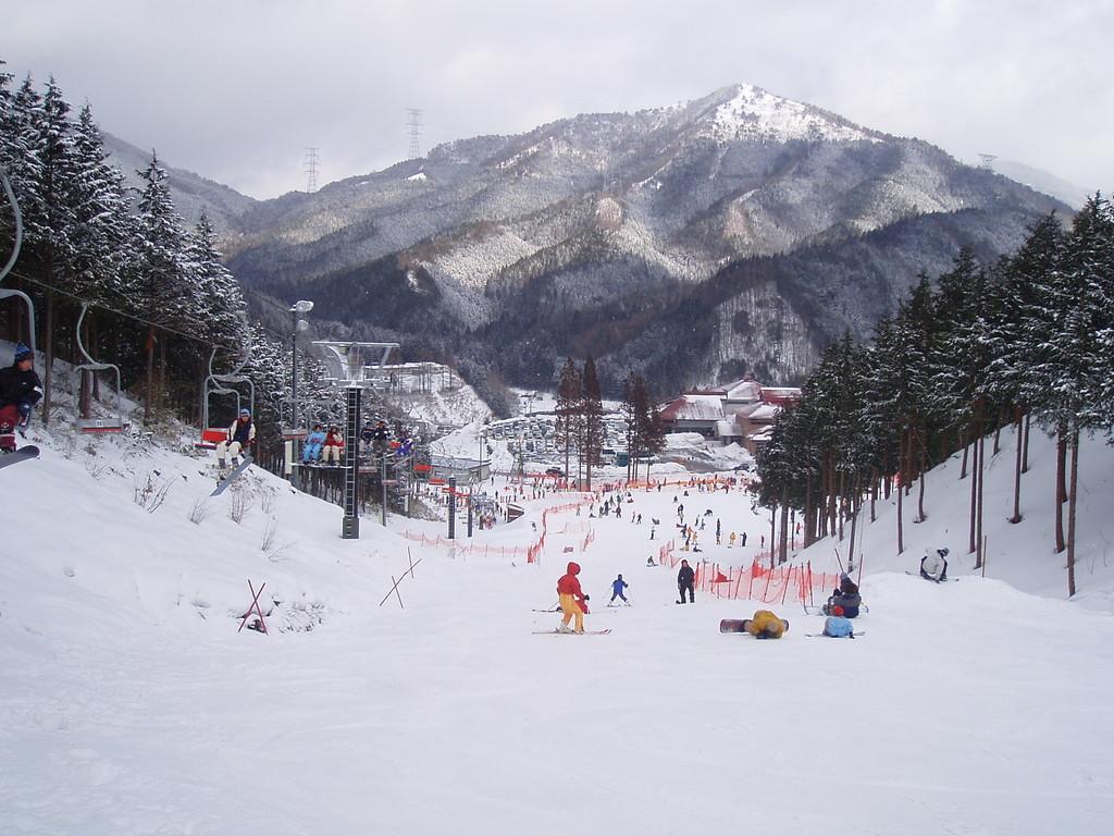 場 スキー いぶき 里 の