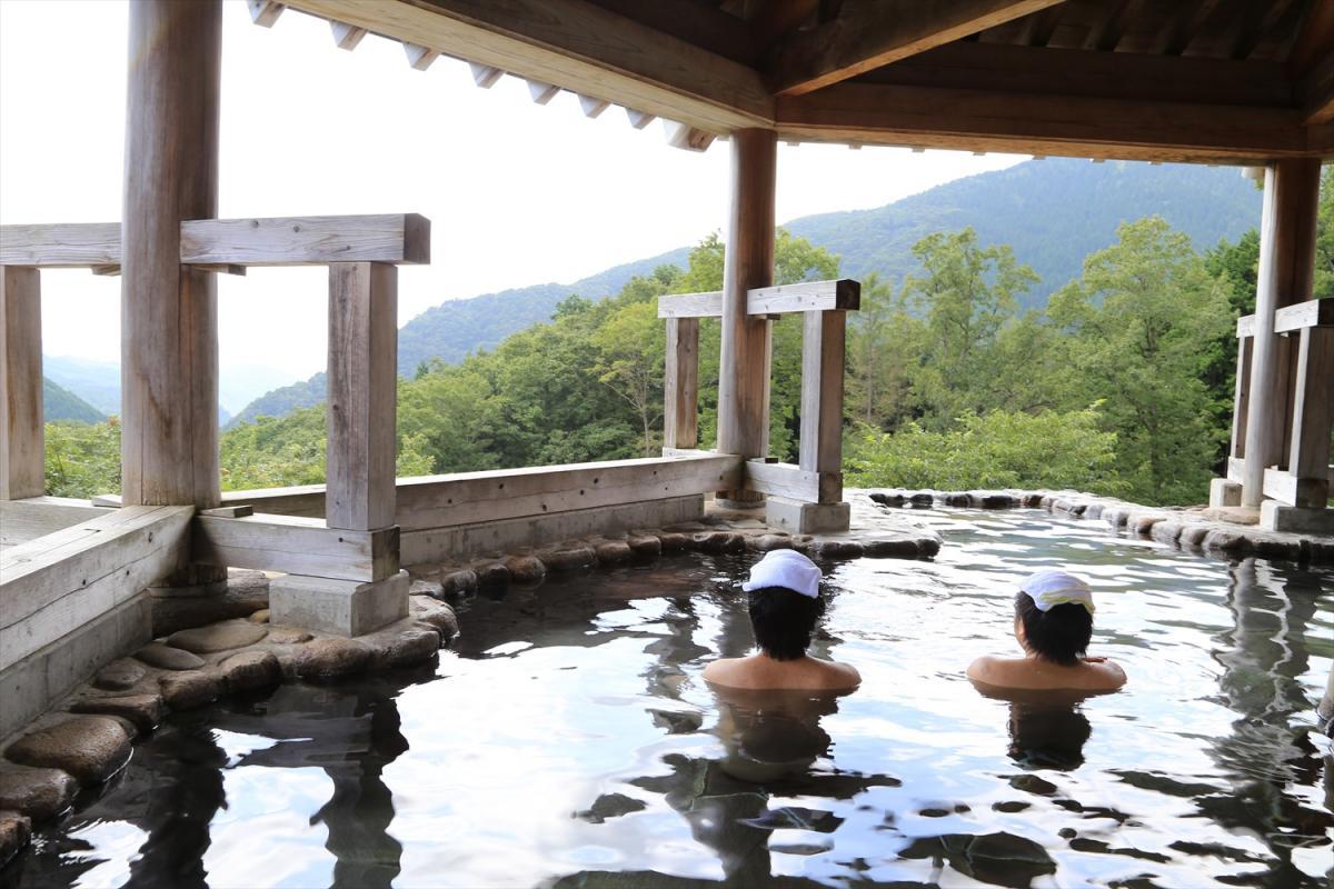 汗をかいた後もさっぱり爽快 温泉の近くにあるキャンプ場5選 おか旅