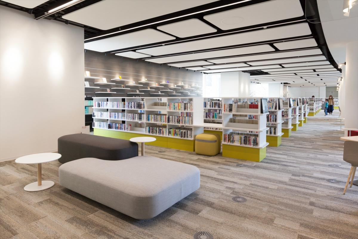 市立 図書館 倉敷