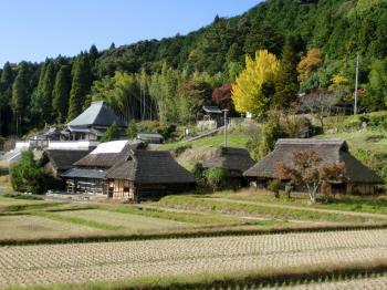 観光写真ダウンロード八塔寺ふるさと村